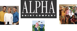 Alpha Shirt Company Apparel